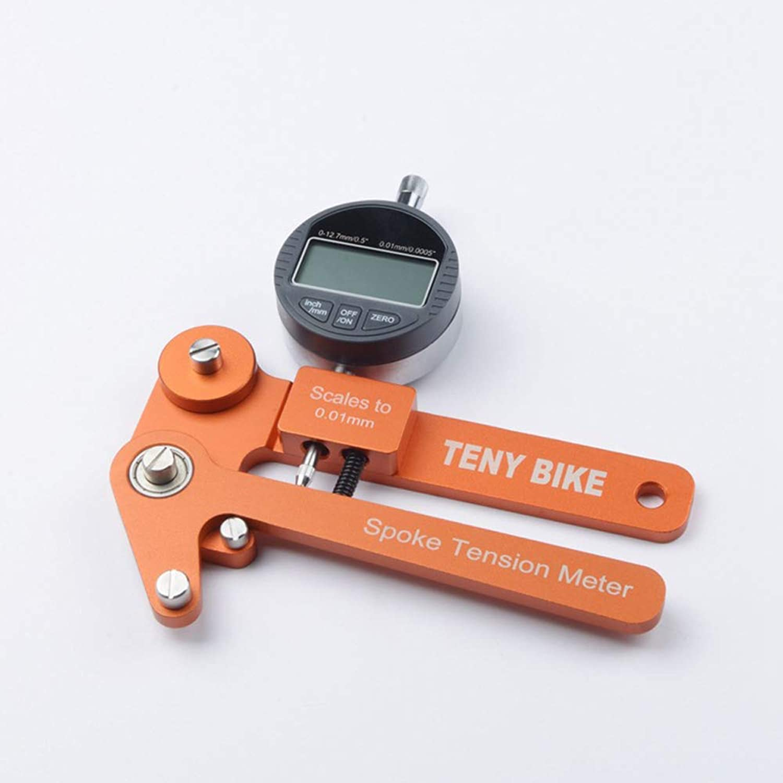 100% precio garantizado Zitainn Zitainn Zitainn Bike Spoke Tension Meter Wheel Builders Herramienta Bicicletas Indicador Tensiómetro Escalas a 0.01mm  nuevo estilo