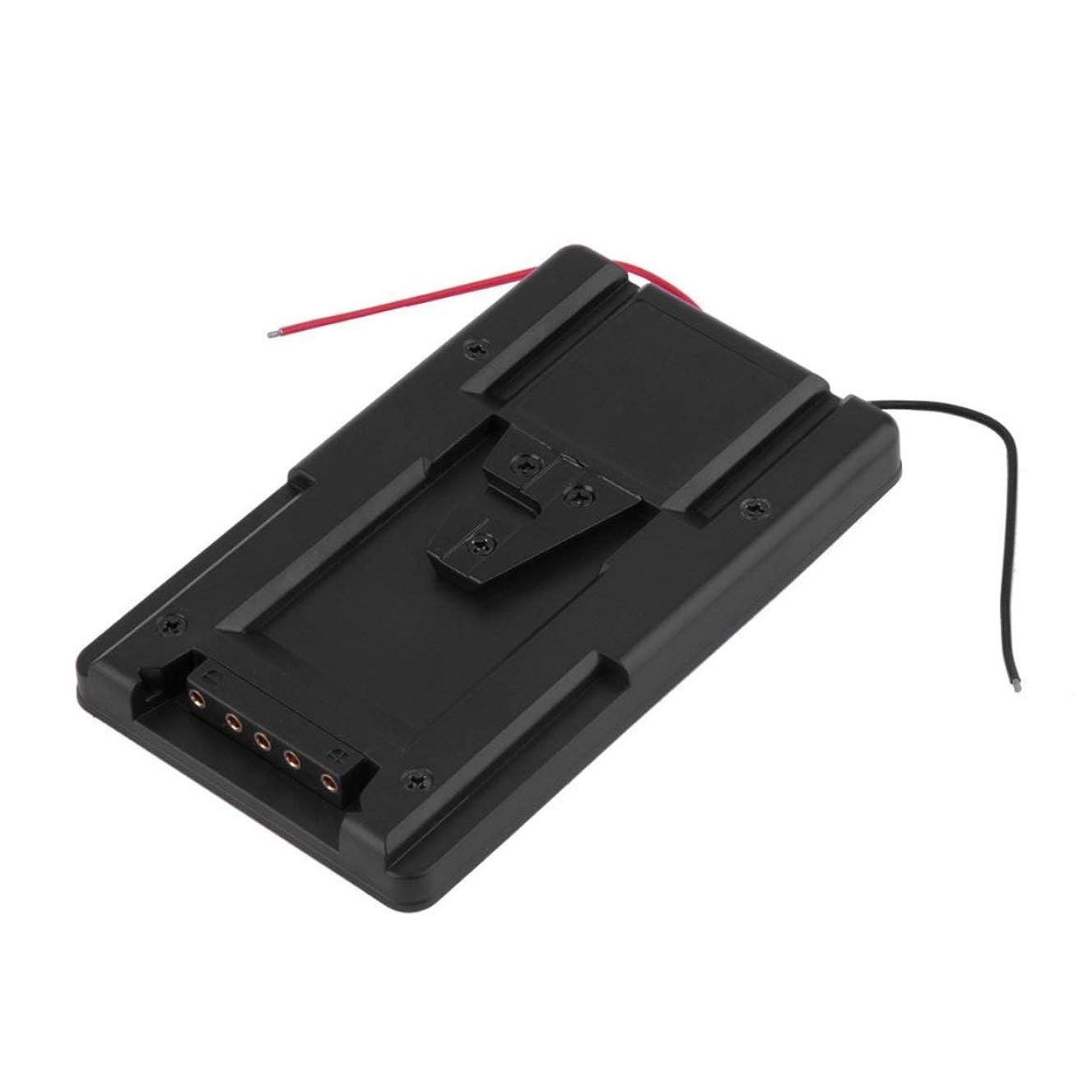 Battery Adapter Plate Converter for Sony V-Lock V-Mount Battery Power Supply