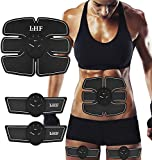 Hello Sunshine Abdominal Muscle Trainer for Men Women Abs Muscle Toner Abdomen Training Abdomen Slimming Bodybuilding for Abdomen/Arm/Leg Fitness Home Office Exercise