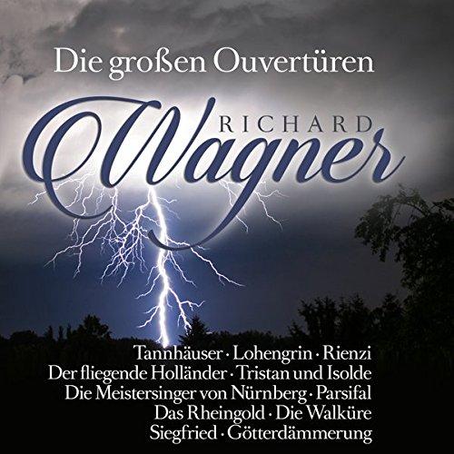 Richard Wagner: Die Grobem Ouverturen (2 CD)