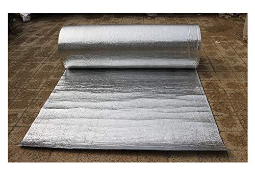 Aislamiento Termico Aluminio Reflexivo multicapa d Película Aislante Thermo Cover Thermo Reflect Autoadhesiva Alfombrilla Aislante Película Acolchada De Aire Aislante Rollo Aislante Térmico Para Techo