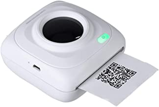 SODIAL Impresora Portatil Mini Bluetooth Inala Mbrico Porta