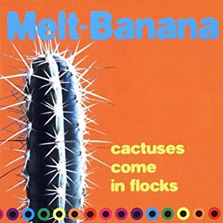 Cactuses Come in Flocks by MELT BANANA (1999-12-28)
