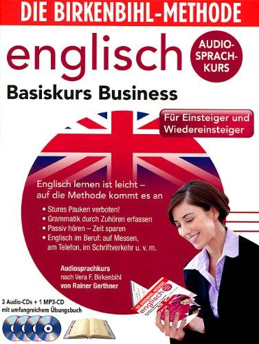 Audio-Sprachkurs Birkenbihl Basiskurs Business Englisch