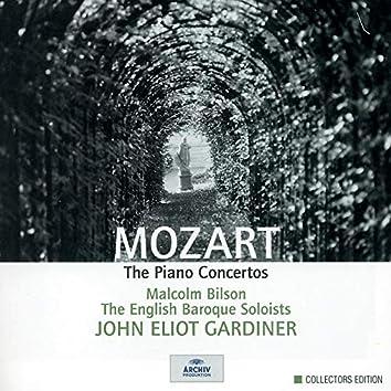 Mozart, W.A.: The Piano Concertos