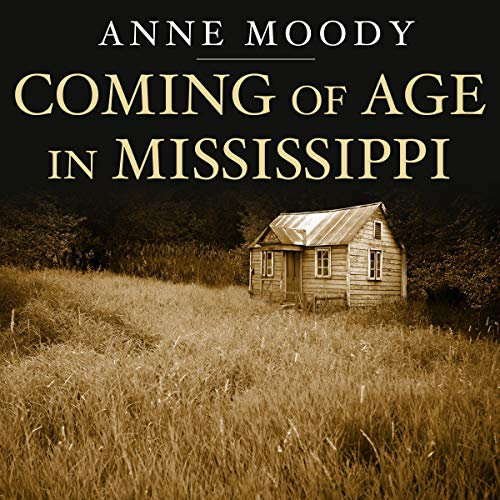 Coming of Age in Mississippi audiobook cover art