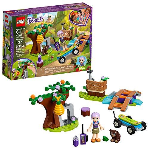LEGO Friends Mias Wald Abenteuer 41363 Bauset, Neu 2019 (134 Teile)