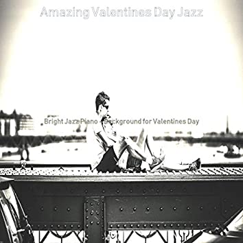 Bright Jazz Piano - Background for Valentines Day