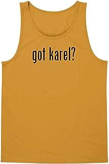 The Town Butler got Karel? - A Soft & Comfortable Unisex Men's & Women's Tank Top