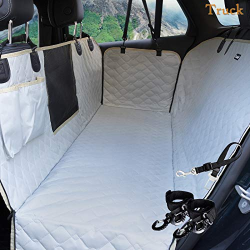 dog blankets for truck seats - 1