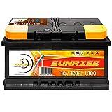 Solarbatterie 12V 120Ah Adler Wohnmobil Verbraucher Boot Wohnwagen Camping Batterie