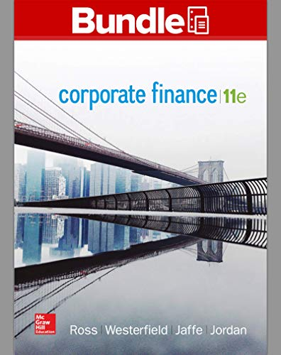 Download Corporate Finance + Connect 1 Semester Access Card 125972414X