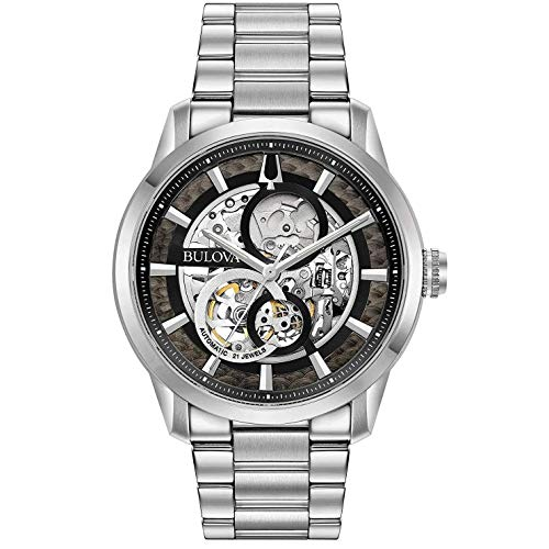 Bulova Classic Sutton - 96A208 Stainless One Size