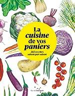 La Cuisine de Vos Paniers de Marie Delafon