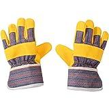 Unbekannt Kinder Bauarbeiter Handschuhe, 1 Paar - Handwerker Handschuhe Rollenspiele Sandspielzeug Strandspielzeug