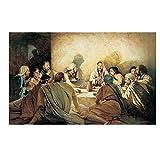 ZHINING Das letzte Abendmahl Leonardo da Vincis berühmte