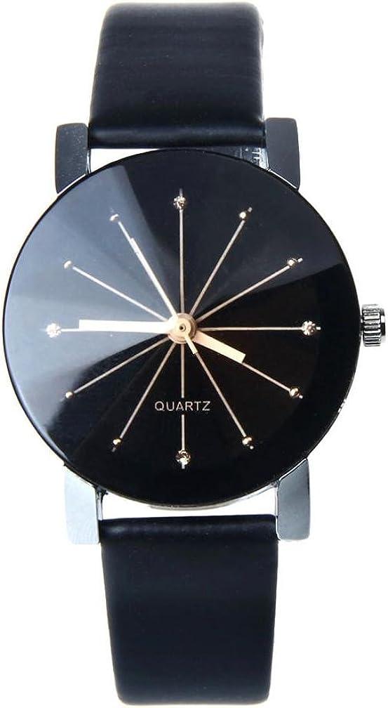 Women's Watch Cheap sale Clearance Leegor Girls' Leather Dial Ultra-Cheap Deals Clock Quartz