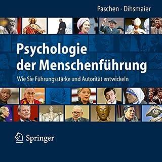 Psychologie der Menschenführung Titelbild