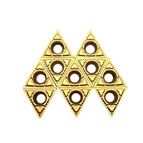 10 piezas TCMT32.51-PM BP010 / TCMT16T304-PM BP010