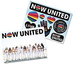 Kit Decorativo Now United - 9 Peças