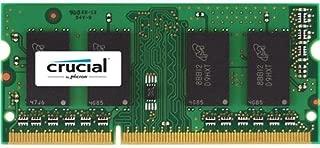 Crucial 英睿达 Single DDR3L 1600 MT/s (PC3L-12800) SODIMM 固态硬盘 CT204864BF160B 16 GB