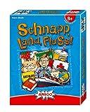Amigo Spiel + Freizeit 7930 - Schnapp, Land, Fluss! (Nomi, Cose e Città), Gioco di società [Lingua Tedesca]