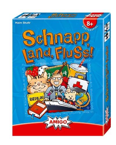 Amigo Spiel + Freizeit 622.012.2 Amigo Spiele 7930 - Schnapp, Land, Fluss!