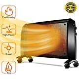 Best Panel Heaters - Mica Panel Heater - 1500W Wall Heater Review