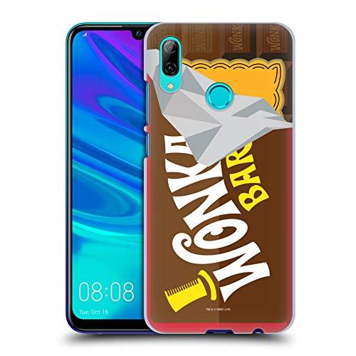Head Case Designs Licenza Ufficiale Willy Wonka And The Chocolate Factory Bar di Dolci Grafiche Cover Dura per Parte Posteriore Compatibile con Huawei P Smart (2019)