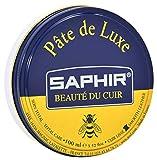 Pasta de Lujo Saphir 100ml Incoloro - Cera para calzado - Pate de Luxe Saphir Beauté du C...