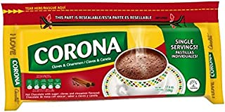 Corona Resealable Chocolate Cinnamon and Cloves 17.6 oz