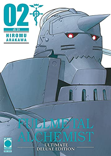 Fullmetal alchemist. Ultimate deluxe edition (Vol. 2)