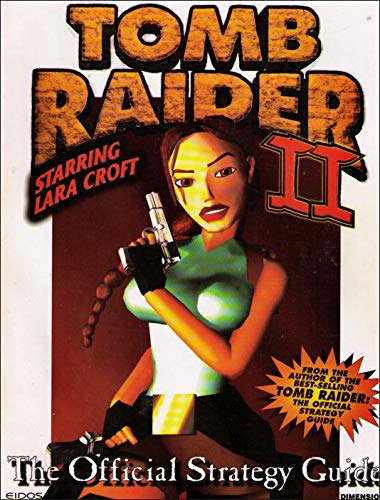 Price comparison product image Tomb Raider 2: The Official Strategy Guide