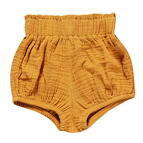 URMAGIC Cute Newborn Baby Boy Girl Cotton Bottom Infant Briefs PP Pantalon Santes Panties