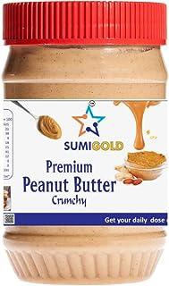 SUMIGOLD Crunchy Peanut Butter Spread 350 gm