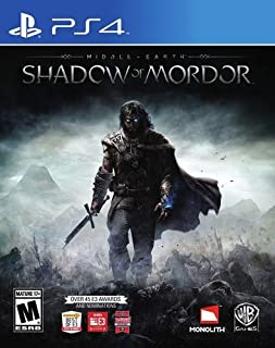 Middle-earth: Shadow of Mordor by Warner Bros. Interactive for PlayStation 4