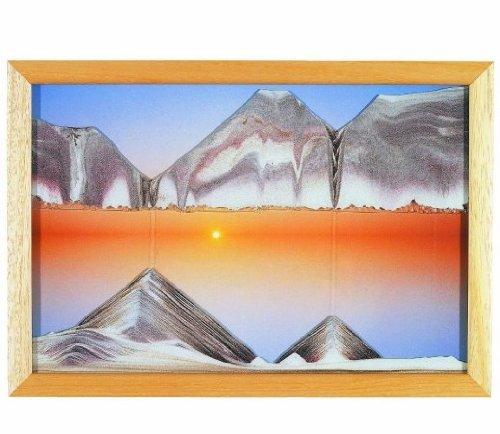 Preisvergleich Produktbild Sandbild Movie Sunset