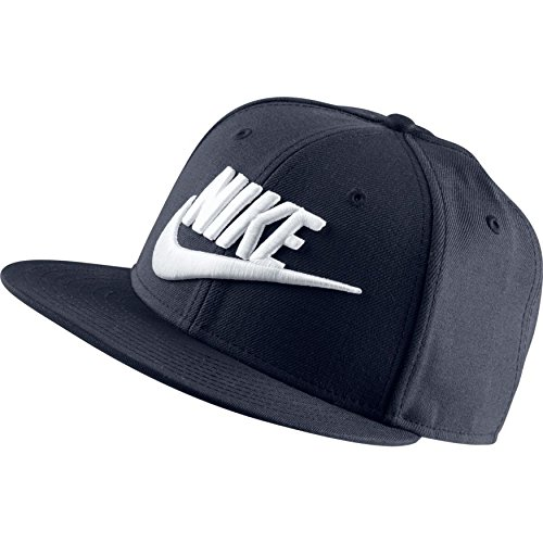 Nike Kappe Futura True Gorra, Unisex, Azul-Azul, Blanco, Talla única