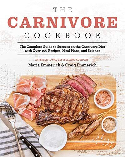 The Carnivore Cookbook (English Edition)