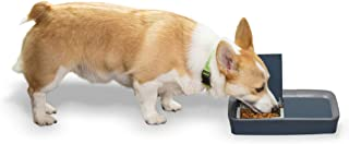 PetSafe Automatic 2 Meal Dog and Cat Feeder, Dispenses Dog Food or Cat Food