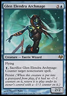 Magic: the Gathering - Glen Elendra Archmage - Eventide - Foil