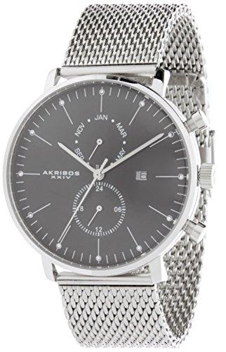 Akribos XXIV AK685SSB