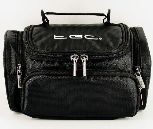 New TGC ® Jet Black Deluxe Shoul...