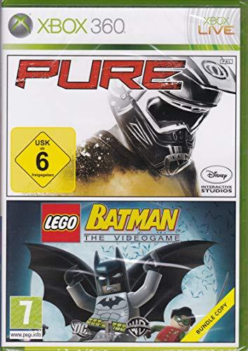 Pure + Lego Batman [Importación Alemana]