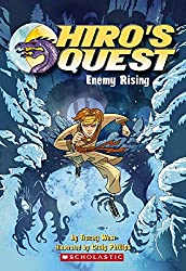 Hiro's Quest seriesby Tracey West, illustrated by Craig Phillips