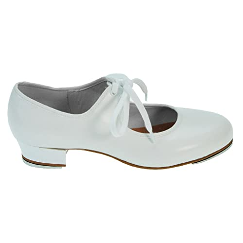 2b0ca1a40 Black and White Tap Shoes  Amazon.co.uk
