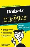 Dreisatz fur Dummies Das Pocketbuch (Für Dummies)