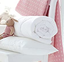 Haani Baby Cot Soft Anti Allergy Duvet Set and Pillow Set. Tog 4.5 with Pillow
