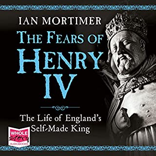 The Fears of Henry IV cover art