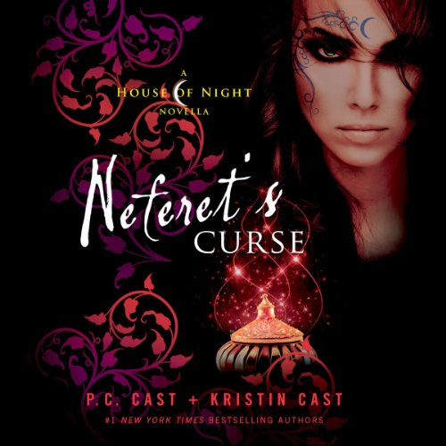 Neferet's Curse audiobook cover art